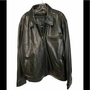 American Classic Quality Label 100% Leather Jacket